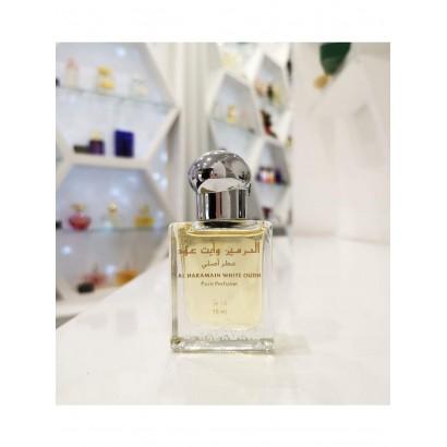 Al Haramain White oudh oil 15ml