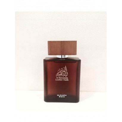 Al Haramain Leather Oudh