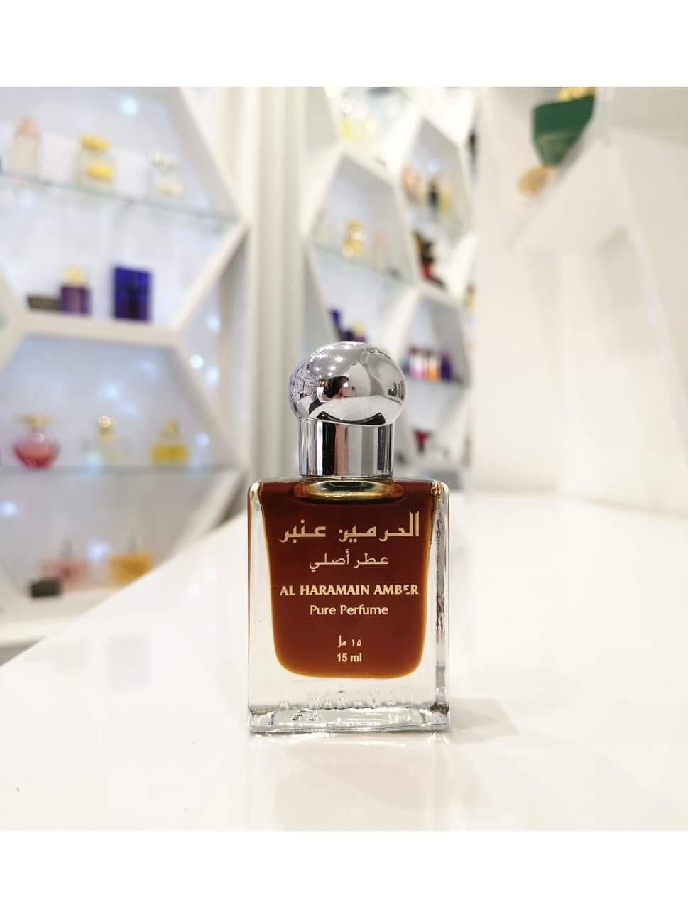 Al Haramain Amber Oil 15ml