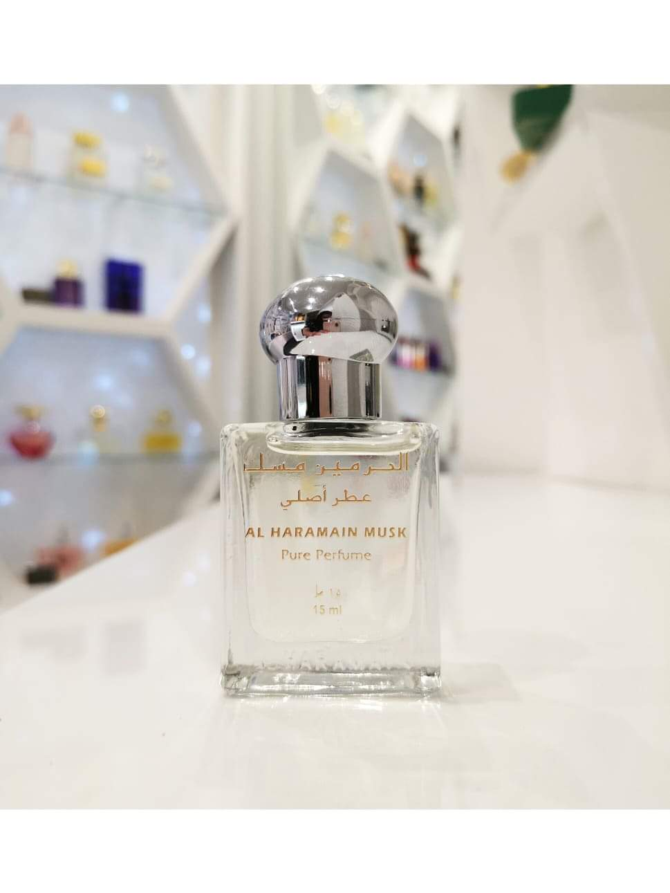 Al Haramain Musk oil 15ml